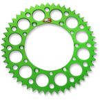 Green TwinRing Rear Sprocket - 112052049GPG