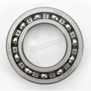 Parts Unlimited 32x58x13mm Bearing w/o Seals - 6032