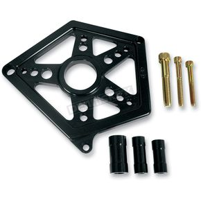 Joker Machine Black Anodized Sprocket Cover - 10-810B