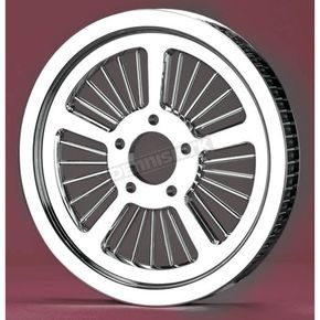 Landmark Chrome 70-Tooth Smooth Spoke Pulley - LM5000-29S