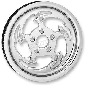 RC Components Chrome Savage Rear Pulley (Non-ABS) - 702R2K-85C-8