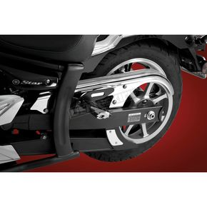 Show Chrome Drive Belt Guard - 63-202