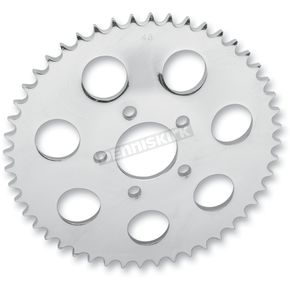 Drag Specialties 530 Chain Conversion Rear 48T .260 in. Offset Sprocket - 1210-0367
