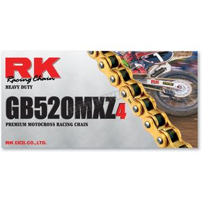 RK GB520MXZ4 Heavy Duty Drive Chain - GB520MXZ4116