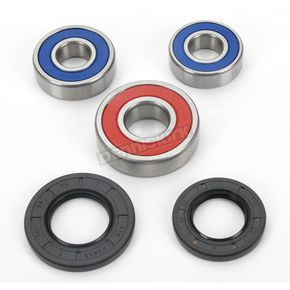 All Balls Rear Wheel Bearing and Seal Kit - 25-1268
