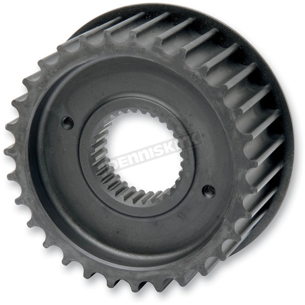 Andrews 31-Tooth Good Acceleration Transmission Pulley for 6-Speed Belt Drive - 290316