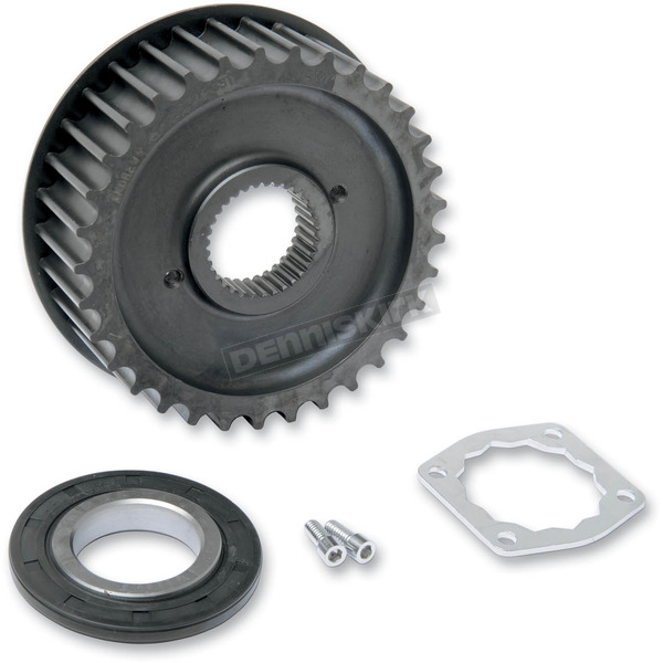 Andrews 33-Tooth Overdrive Transmission Pulley for 5-Speed Belt Drive - 290330