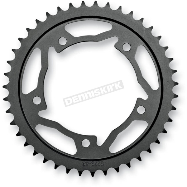 Vortex Rear Steel Sprocket - 436S-43