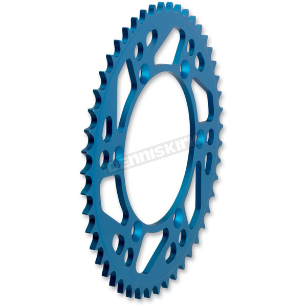 Moose Blue Rear Sprocket - 1211-0858