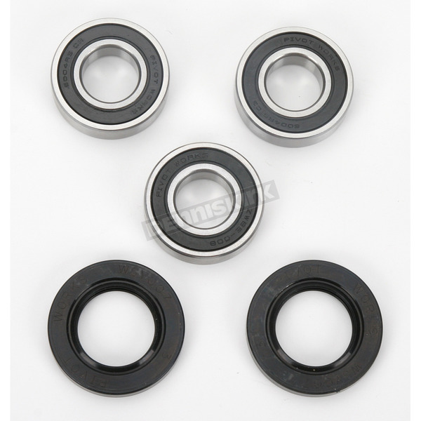 Pivot Works Rear Wheel Bearing Kit - PWRWK-Y06-421