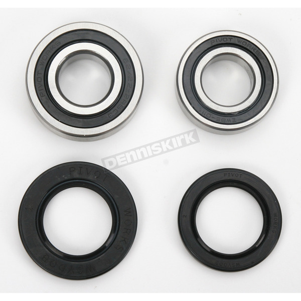 Pivot Works Rear Wheel Bearing Kit - PWRWK-Y08-421