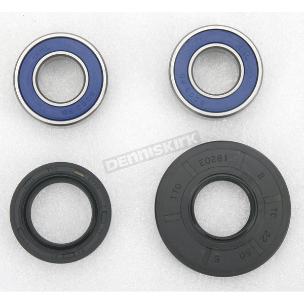 Moose Front Wheel Bearing Kit - A25-1075