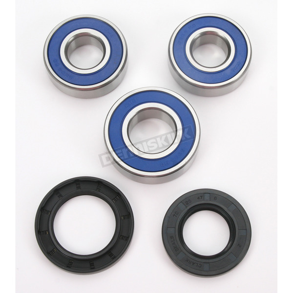 Moose Rear Wheel Bearing Kit - A25-1256