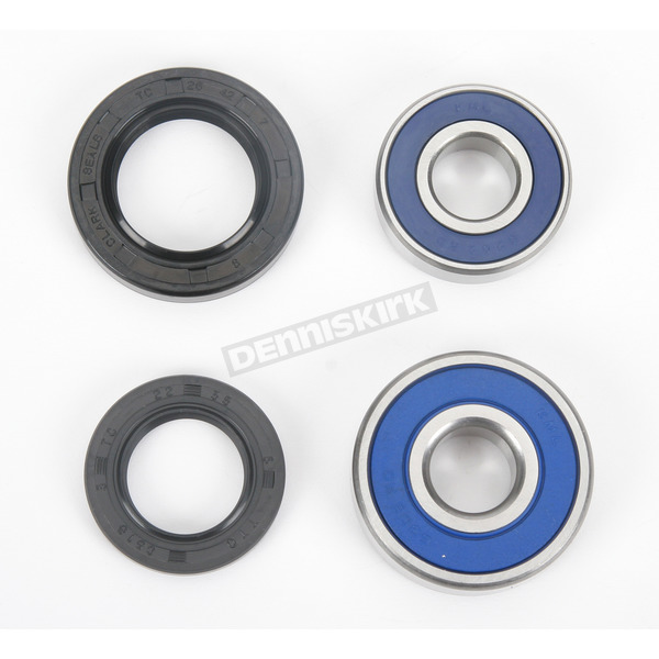 Moose Rear Wheel Bearing Kit - A25-1201