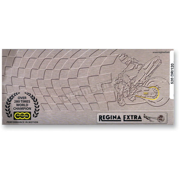Regina 520DR Extra Road Drag Racing Chain - 135DR1000