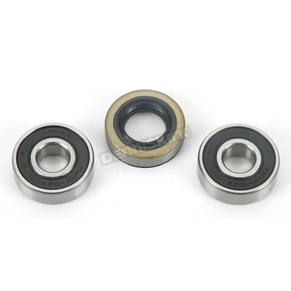 Pivot Works Rear Wheel Bearing Kit - PWRWK-H27-001