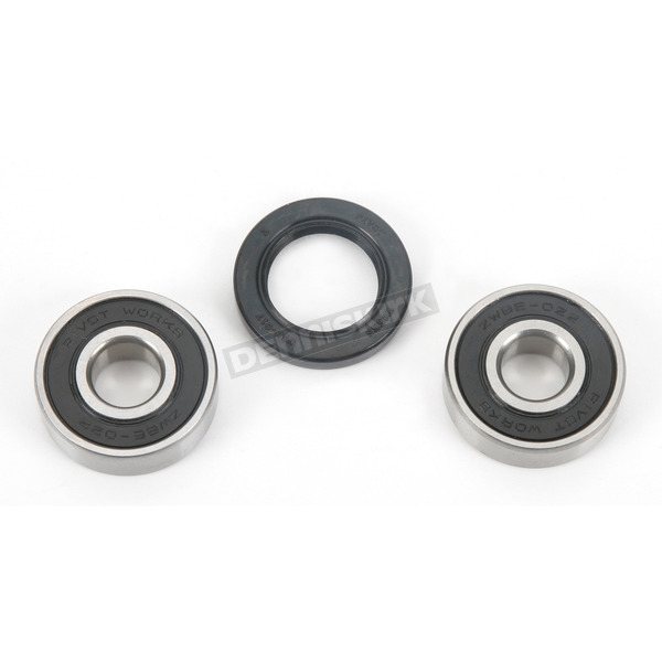 Pivot Works Front Wheel Bearing Kit - PWFWK-H19-001
