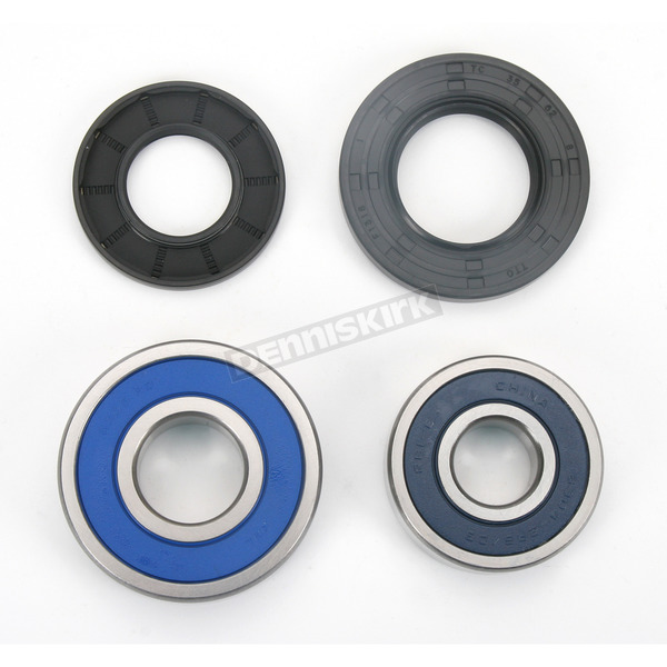 All Balls Rear Wheel Bearing and Seal Kit - 25-1357