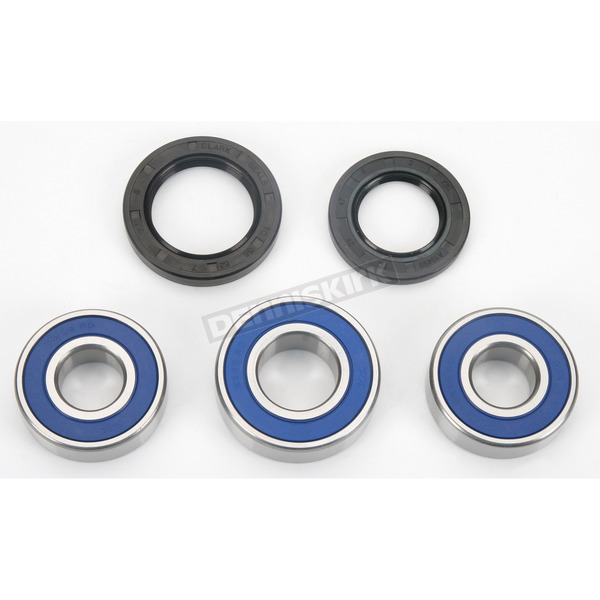 All Balls Rear Wheel Bearing and Seal Kit - 25-1386