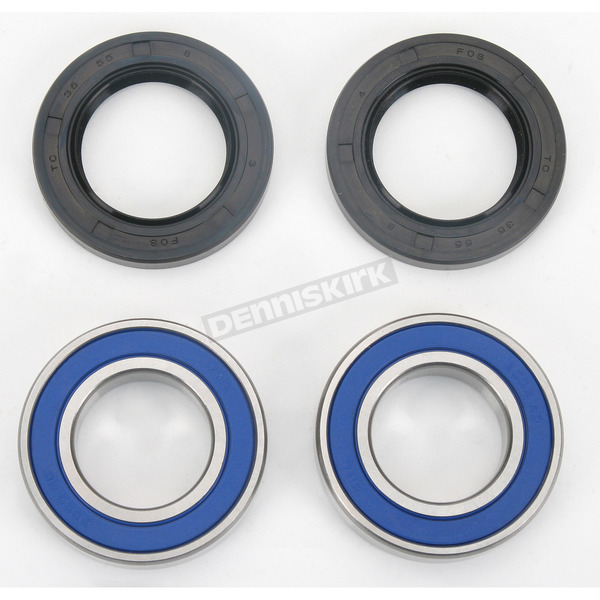 Moose Rear Wheel Bearing Kit - 0215-0077