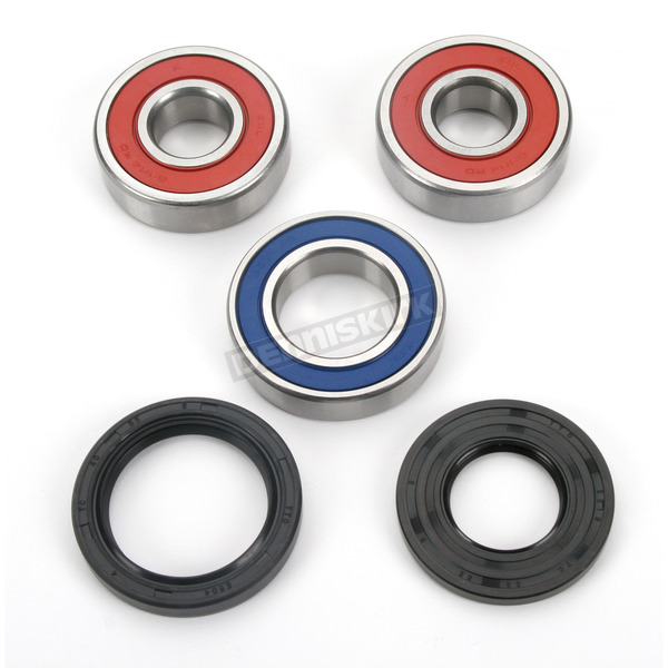 All Balls Rear Wheel Bearing and Seal Kit - 25-1390