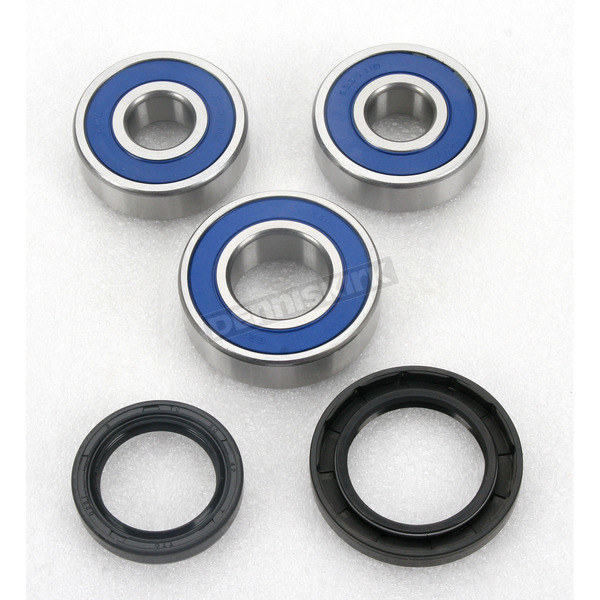 All Balls Rear Wheel Bearing and Seal Kit - 25-1388
