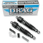 Black Heavy Duty Shock Absorbers - 90/130 Spring Rate (lbs/in) - 1310-0747