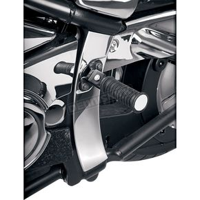 Show Chrome Swingarm Pivot Covers - 71-123
