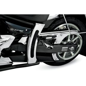 Show Chrome Swingarm Pivot Covers - 63-211