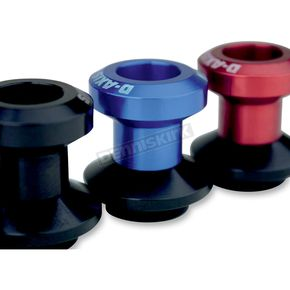 Driven Racing Red 10mm D Axis Spools - DXS-10.1-RD