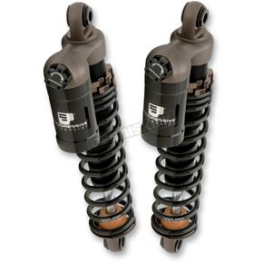 Progressive Suspension Bronze/Black 970 Series Piggyback Shocks - 970-1010