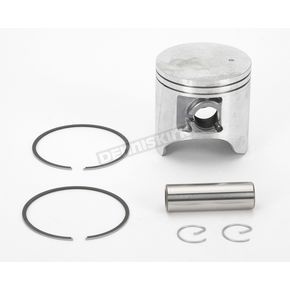 Parts Unlimited OEM-Type Piston Assembly - 66.5mm Bore - 09-601