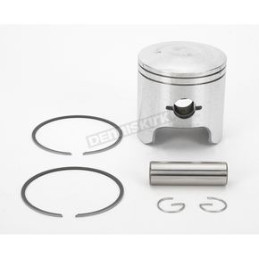 Parts Unlimited OEM-Type Piston Assembly - 81mm Bore - 09-682