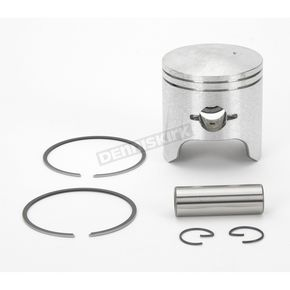 Parts Unlimited OEM-Type Piston Assembly - 73.4mm Bore - 09-683