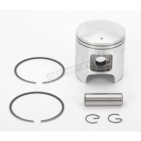 Parts Unlimited OEM-Type Piston Assembly - 65.5mm Bore - 09-7162