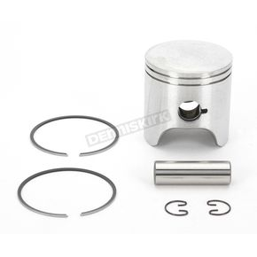 Parts Unlimited OEM-Type Piston Assembly - 69.75mm Bore - 09-781