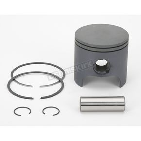 Parts Unlimited OEM-Type Piston Assembly - 77.25mm Bore - 0910-0553