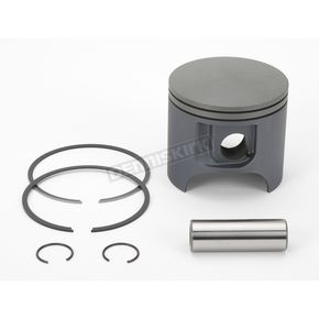 Parts Unlimited OEM-Type Piston Assembly - 81mm Bore - 0910-0554