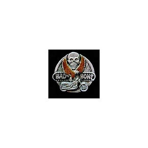 Mustang Bad to the Bone Pewter Enamel Pin - 13287