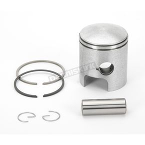 Parts Unlimited OEM-Type Piston Assembly - 60mm Bore - 09-7482