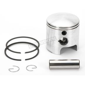 Parts Unlimited OEM-Type Piston Assembly - 68mm Bore - 09-7582