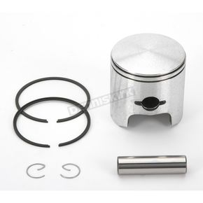Parts Unlimited OEM-Type Piston Assembly - 68mm Bore - 09-689