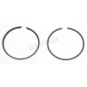 Parts Unlimited Piston Rings - 53.5mm Bore - R09-702