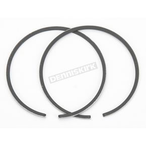 Parts Unlimited Piston Rings - 56.5mm Bore - R09-8112
