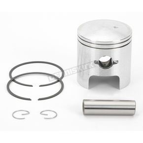 Parts Unlimited OEM-Type Piston Assembly - 68mm Bore - 09-695