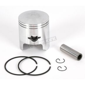 Parts Unlimited OEM-Type Piston Assembly - 65mm Bore - 09-696