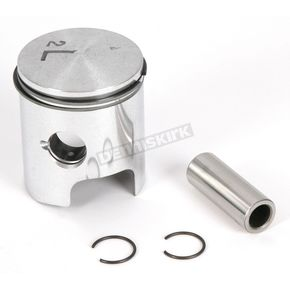 Parts Unlimited OEM-Type Piston Assembly - 58mm Bore - 8048
