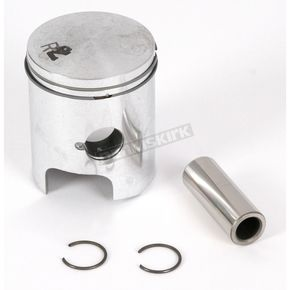 Parts Unlimited OEM-Type Piston Assembly - 58mm Bore - 8039