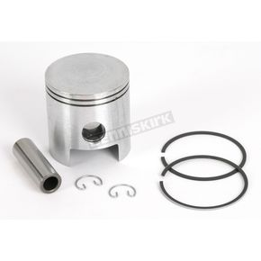 Parts Unlimited OEM-Type Piston Assembly - 65mm Bore - 09-665