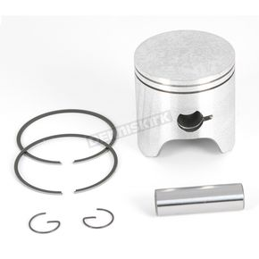 Parts Unlimited OEM-Type Piston Assembly - 69.5mm Bore - 09-780